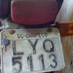 LOTE 001 - Motocicleta Honda CG Titan 125, placa LYQ 5113, ano 1997